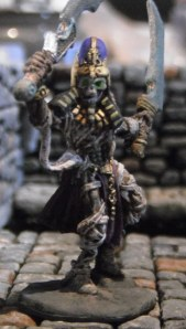 Reaper Miniatures  Mummy Captain