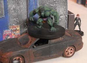 ...Hulk land!
